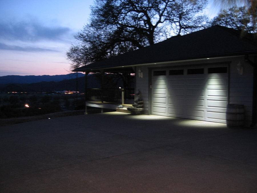 Stor succes med indbygningsspots installeret i hjemmet