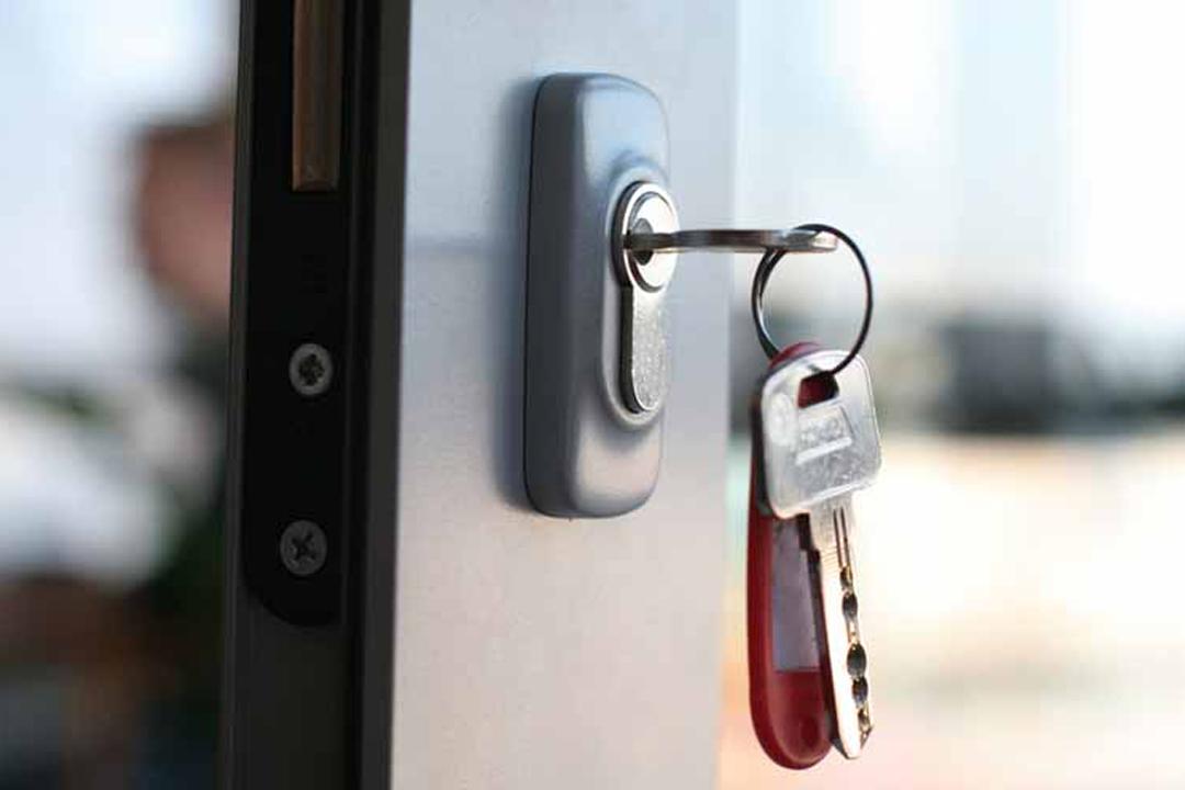 Kort ventetid på låsesmed er populært online