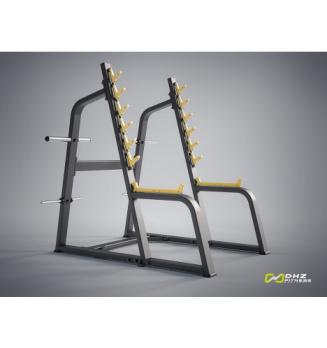 Få mere ud af din workout med en squat rack